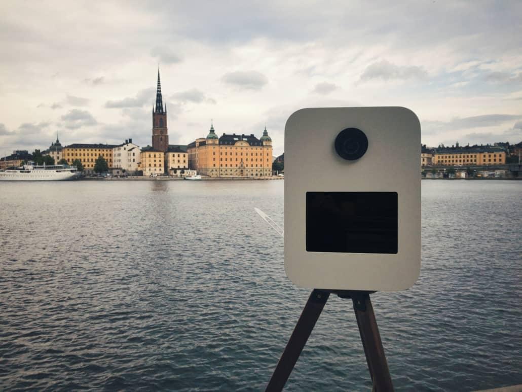 photobooth hyra stockholm